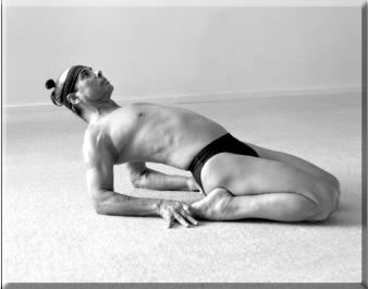Bikram in Fixed Firm pose