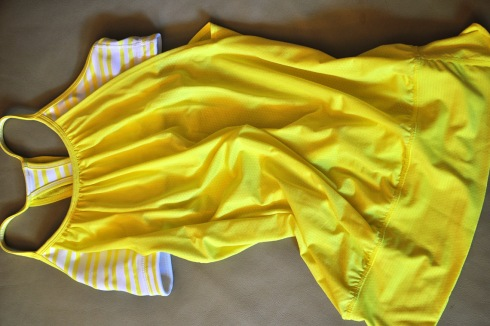 Lululemon's yellow colour always always uplifts me.