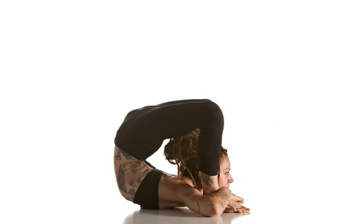 Gianna via USA Yoga
